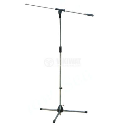 Microphone Stand LK-102-1 white