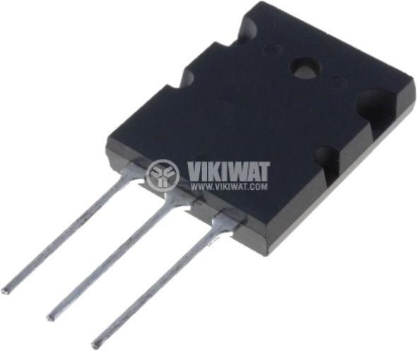 Транзистор 2SC5200-O(Q) биполярен NPN 230V 15A 150W