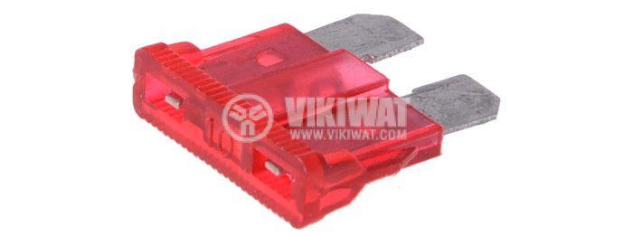 Автомобилен предпазител бушон 19mm 10A 32V