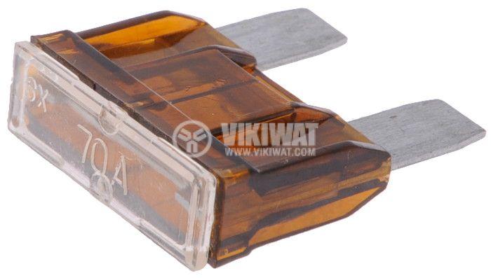 Автомобилен предпазител бушон 29mm 70A 32V