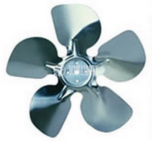 Propeller Fan Blades : Propeller fan for electromothors refrigerator d mm