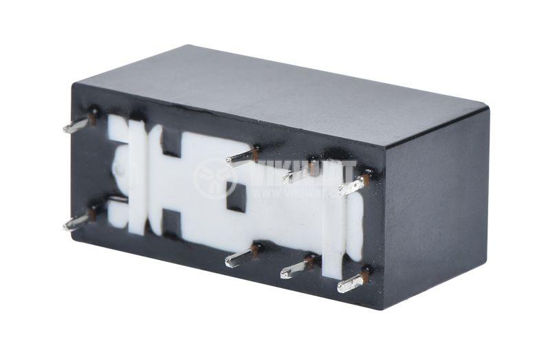 Реле електромагнитно G2RL-2, с бобина 12VDC, 250VAC / 8A, DPDT - 2