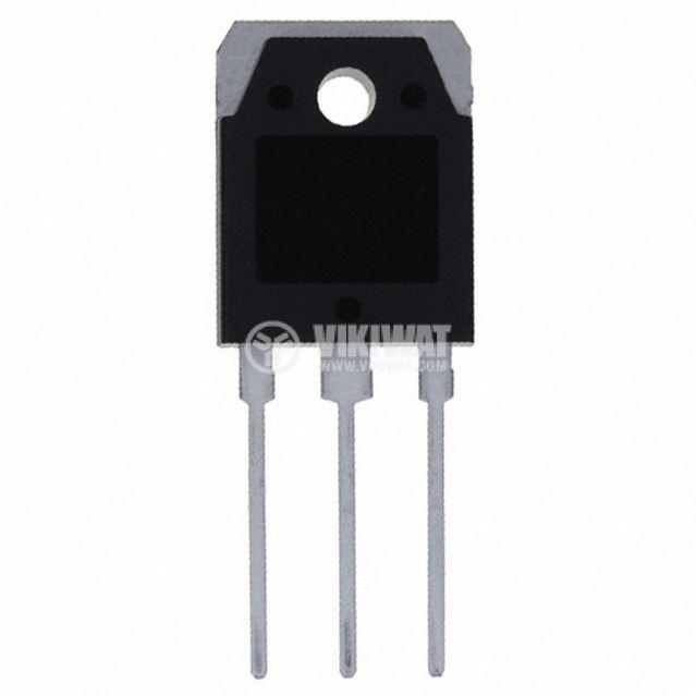 Транзистор 2SC3181, NPN, 120 V, 8 A, 80 W, 30 MHz, TO-3P