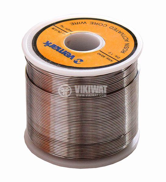 Soldering wire, 60/40, Ф1 mm, 1 kg