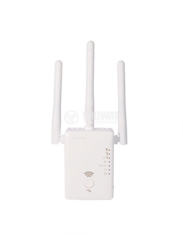 Universal Range Extender, Router, Hot Point 750 Mbps Wi-Fi, Strong - 1