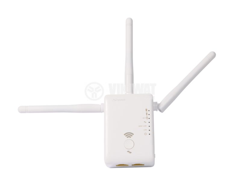 Universal Range Extender, Router, Hot Point 750 Mbps Wi-Fi, Strong - 3