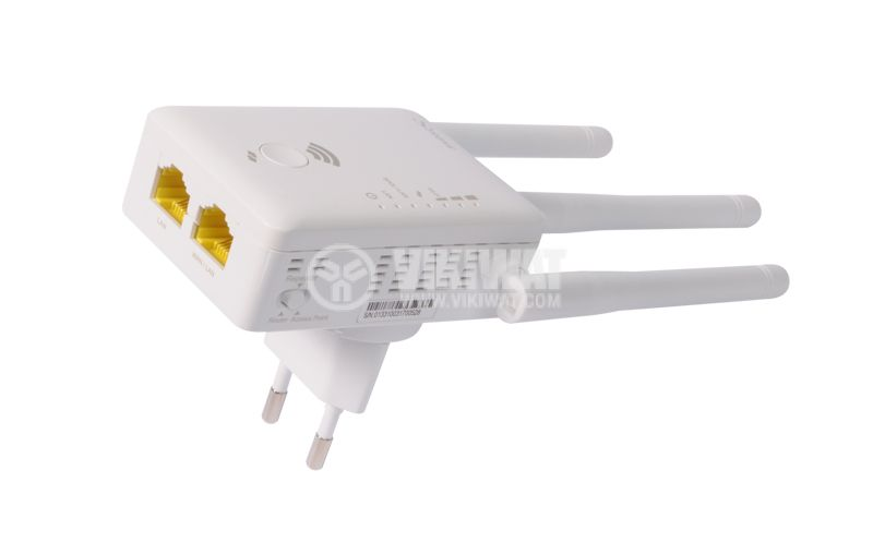 Universal Range Extender, Router, Hot Point 750 Mbps Wi-Fi, Strong - 6