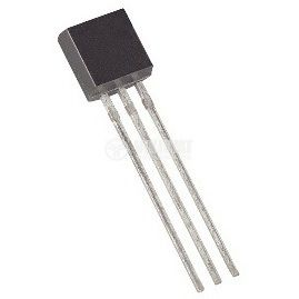 Транзистор 2SC3279, NPN, 30 V, 2 A, 0.75 W, 150 MHz, TO-92/SC-43