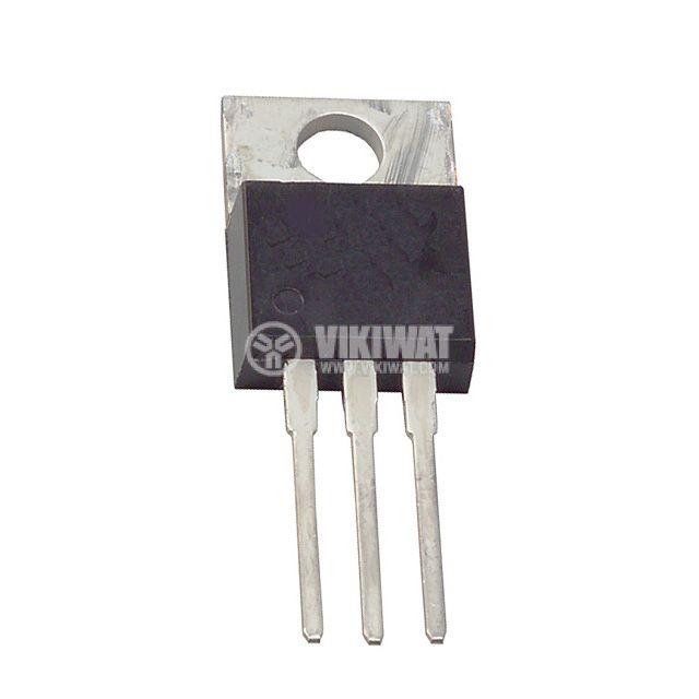 Транзистор MJE13005, NPN, 700 V, 4 A, 75 W, 4 MHz, TO220C