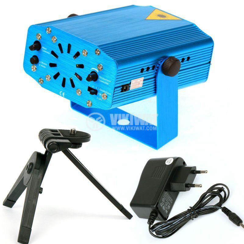 Лазер за сцена с ефекти YX-6E - 1