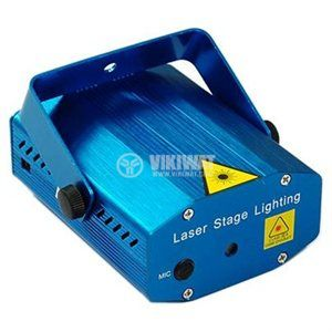 Laser stage lighting YX-6E - 3