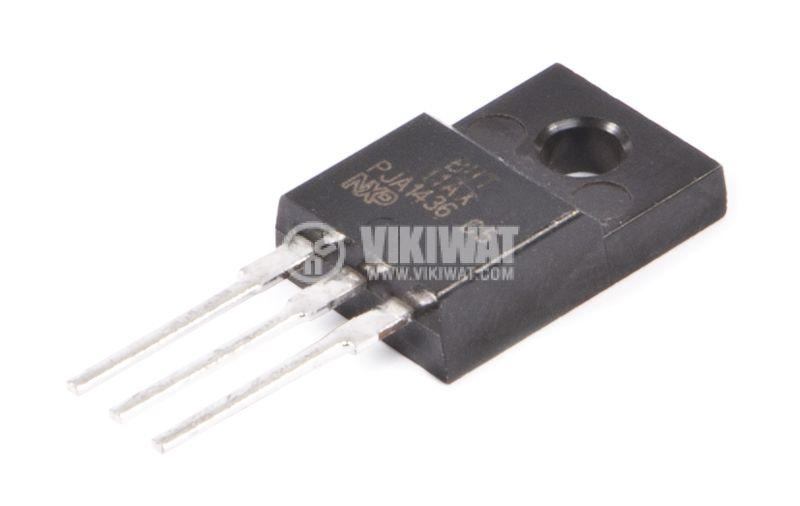 Транзистор BUT11AF, NPN, 1000 V, 5 A, 40 W, TO220F