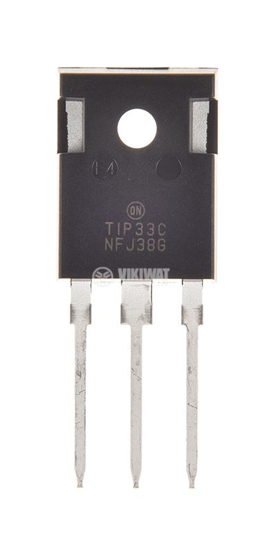 Транзистор TIP33C, NPN, 100V, 10A, 80W, TO247-3 - 1