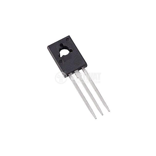 Транзистор BD238, PNP, 80V, 2A, 25W, 3 MHz, TO32