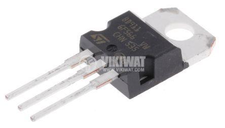 Транзистор BD911 NPN 100V 15A 90W TO220AB THT