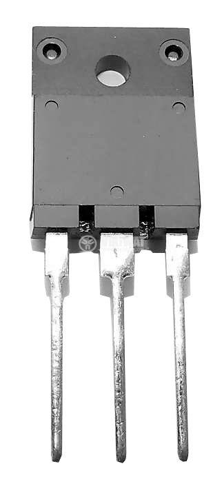 Транзистор 2SD2333, NPN, 1500 V, 5 A, 80 W, 3 MHz, TO3PML