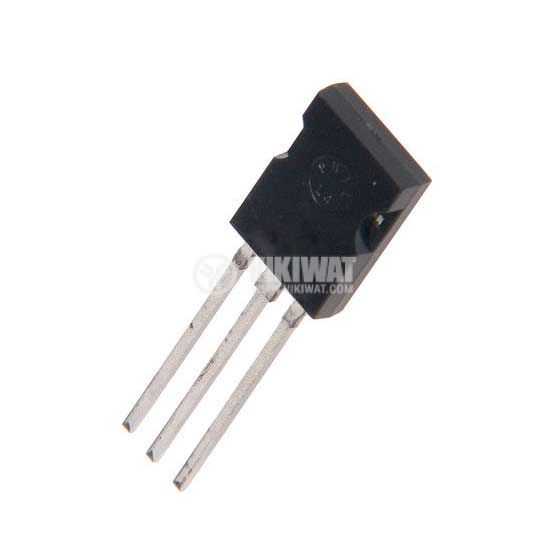 Транзистор BUX86P, NPN, 800 V, 0.5 A, 42 W, SOT82