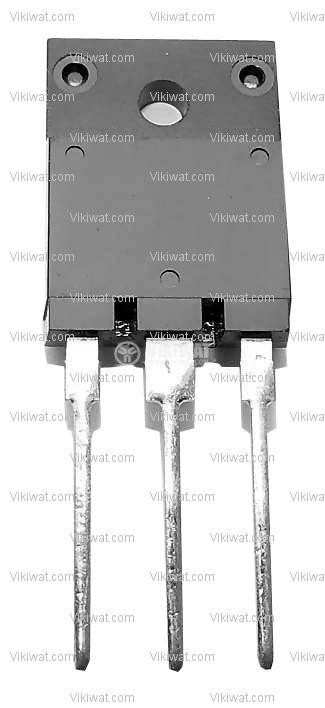Транзистор BUH315D, NPN, 1500 V, 6 A, 44 W, TO3PML