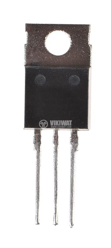 Транзистор BU109D, NPN+D, 330 V, 10 A, 85 W, 10 MHz, TO3 - 2