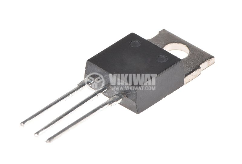 Транзистор BU109D, NPN+D, 330 V, 10 A, 85 W, 10 MHz, TO3 - 1
