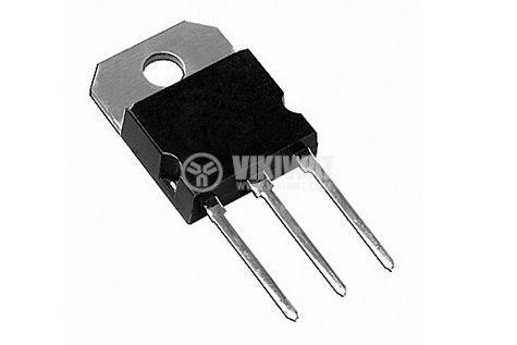 Транзистор BU2508D, NPN, 1500 V, 8 A, 125 W, TO3P