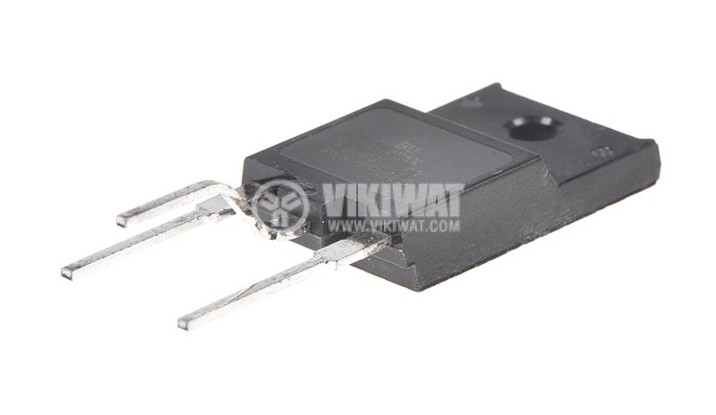 Транзистор BU2522AX, NPN, 1500 V, 10 A, 45 W, TO3PML - 1