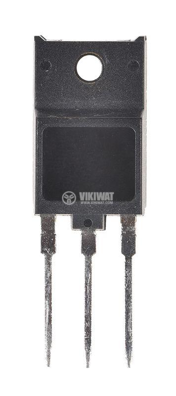 Transistor BU4525AX, NPN, 1500 V, 12 A, 45 W, SOT399 - 2