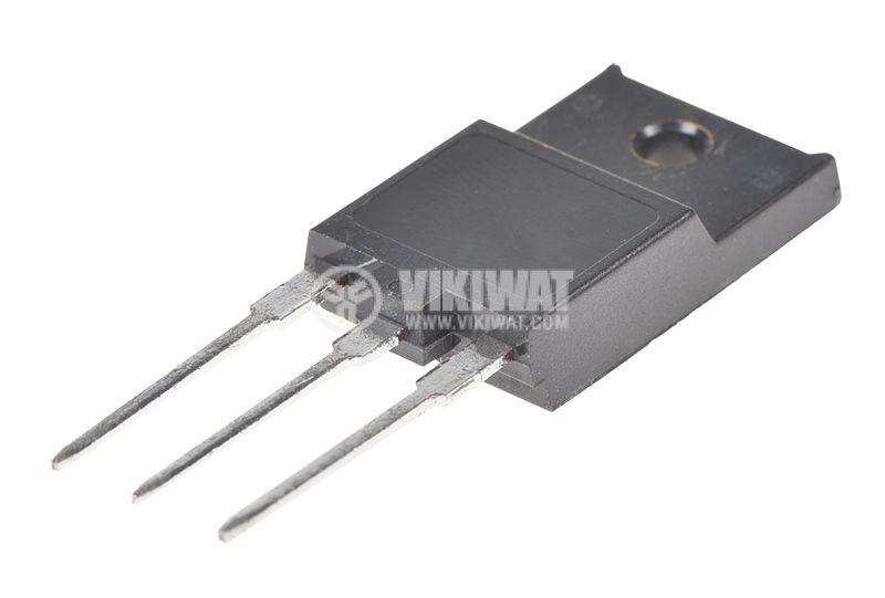 Transistor BU4525AX, NPN, 1500 V, 12 A, 45 W, SOT399 - 1
