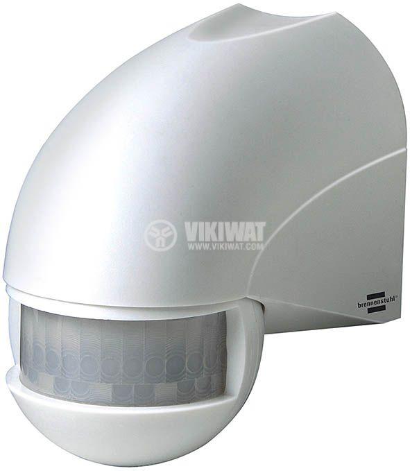 Automatic infrared (PIR) sensor, wall mount PIR180, 220 VAC, 1000 W, (10 sec - 4 min)