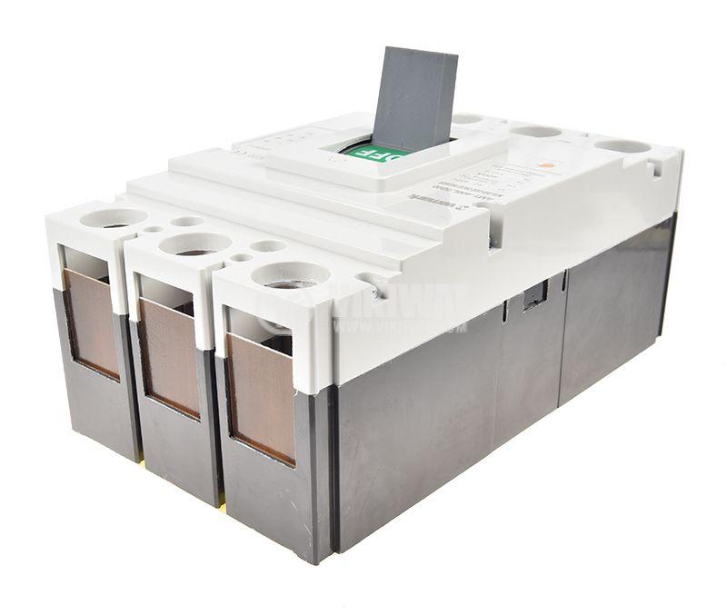 Автоматичен прекъсвач, АM1-400L, 3P, 400А, 400 VAC - 5