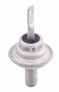 Диод KD203A, 600 V, 10A, средно мощен, изправителен