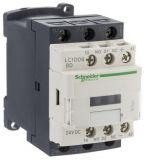 Контактор трифазен, LC1D09BD, бобина 24VDC, 3PST - 3NO, 9A, NO+NC