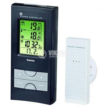 Electronic weather station, EWS-165
