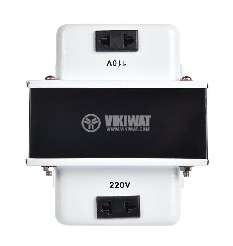 Converter, 1500W, 220VAC-110VAC, TC-1500 - 3