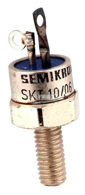 Тиристор SKT10/06,  600 V, 14 A - 1