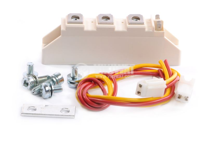 Тиристорен блок SKKT106B16E G6, 1600V, 106A - 4