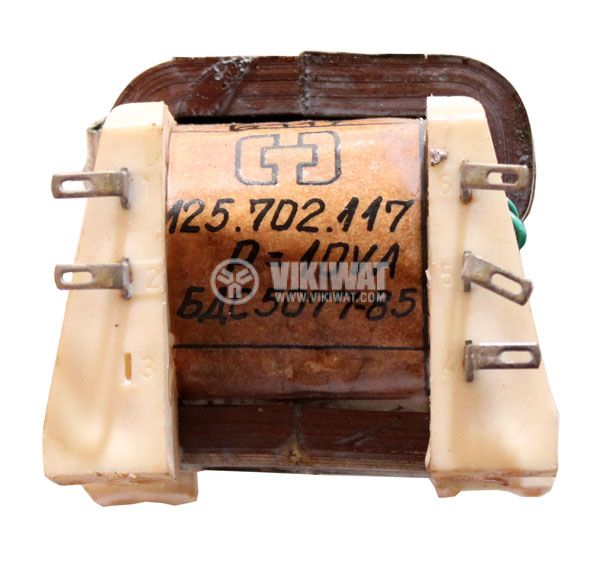 ПЛ трансформатор 10 VA, 230 / 23 + 16 + 16 VAC