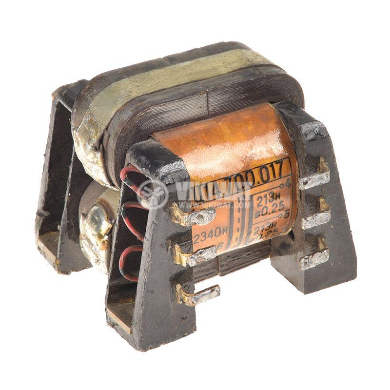 ПЛ трансформатор 10 VA 220 / 2 x 20 VAC - 1