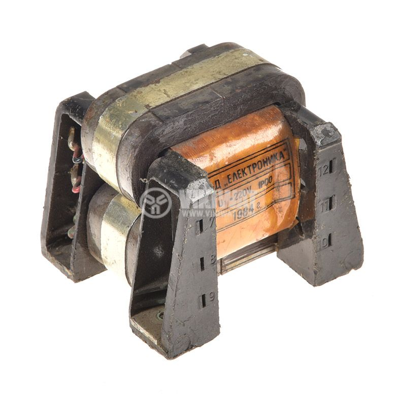 ПЛ трансформатор 10 VA 220 / 2 x 20 VAC - 2