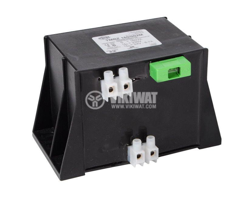 Transformer 230 / 24VAC, 160VA, encapsulated - 2