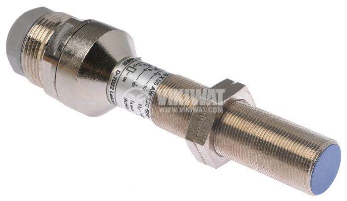 Proximity Switch EGT18X05AW220SR6, 90-250VAC, NO, M18x120mm, range 5mm - 1