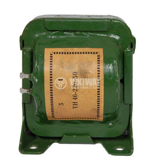 ПЛ трансформатор 46 VA, 220 / 2 х 7 + 2 х 5.5 + 1.5 VAC - 3
