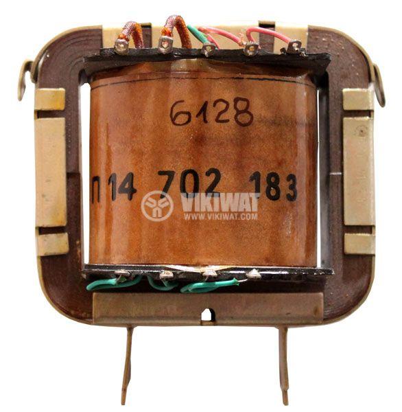 ПЛ трансформатор 70 VA, 230 / 12 + 9 + 15 VAC