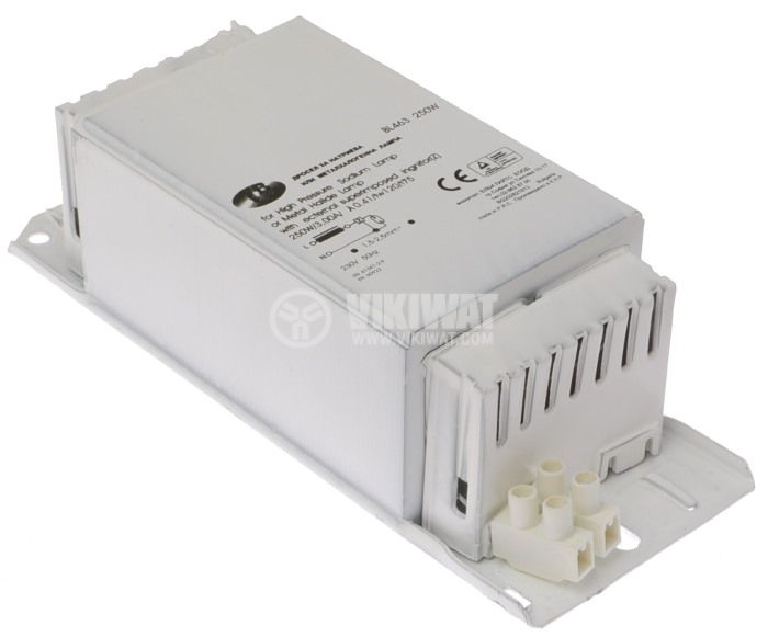 Ballast HIS MHI 1x150 W for sodium or metal-halide lamps - 1