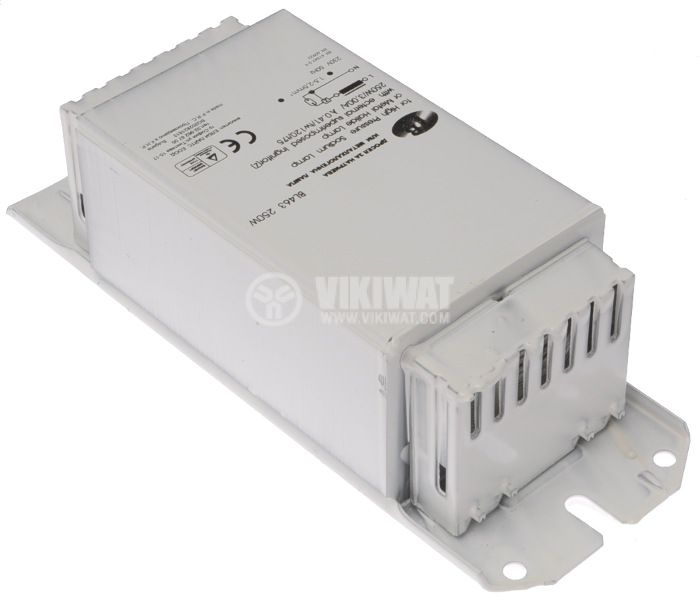 Ballast HIS MHI 1x150 W for sodium or metal-halide lamps - 2