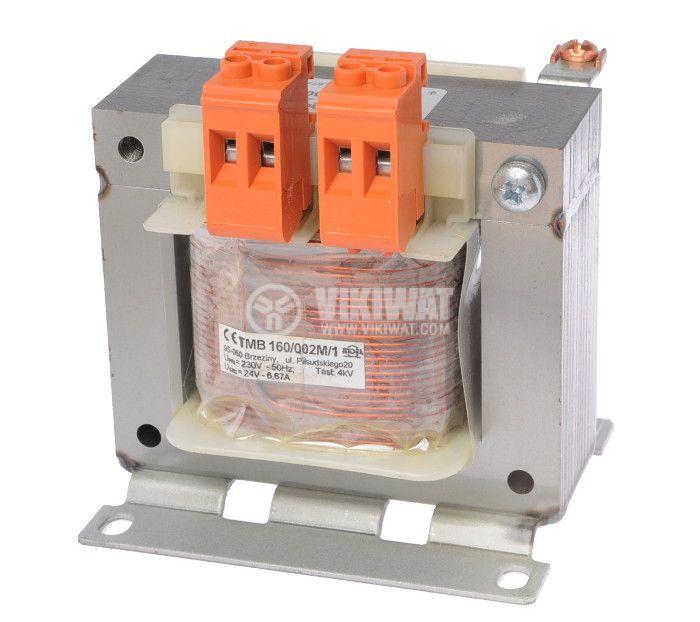 ТМВ 160/002М/1 Transformer 230 / 24VAC, 160VA - 1