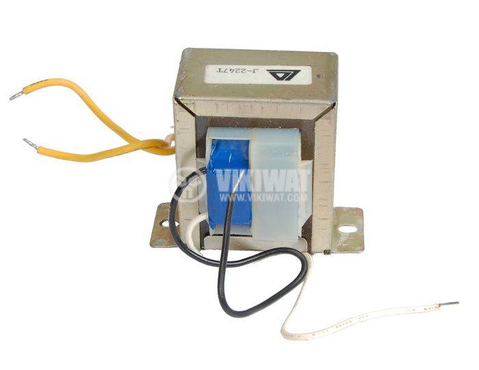 Ш - образен трансформатор 110 / 12 VAC, 60 VA - 1