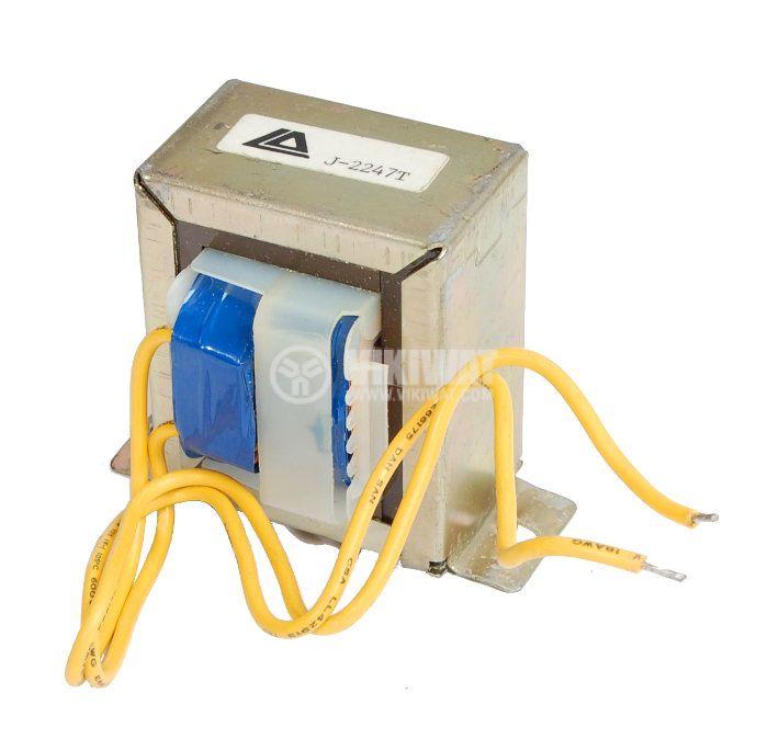 Ш - образен трансформатор 110 / 12 VAC, 60 VA - 2