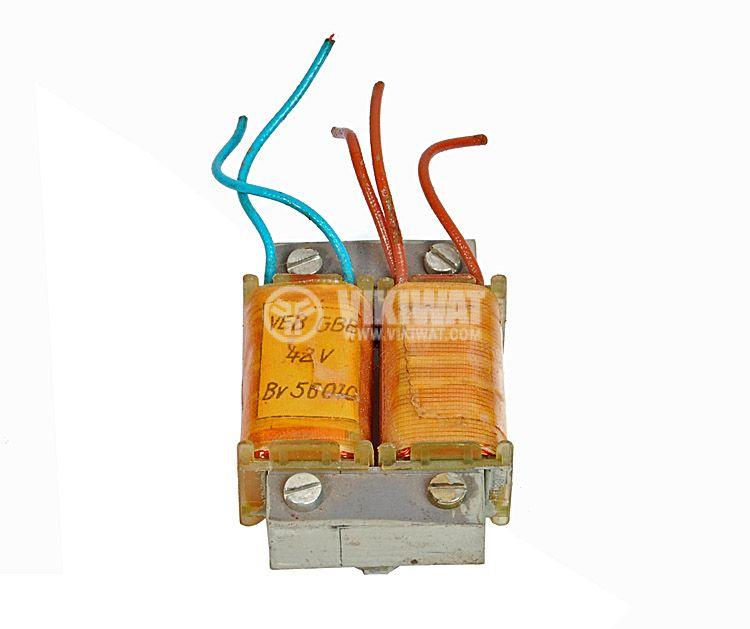 Трансформатор 42 VAC / 2 x 12 VAC