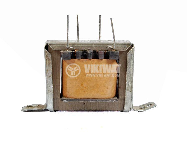 Ш - образен трансформатор 220 / 16 VAC, 3 VA - 1